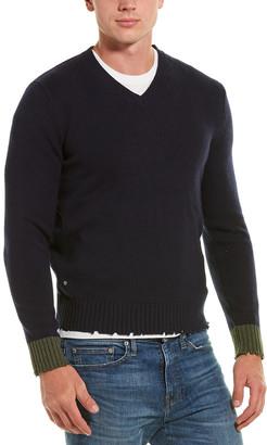 Zadig & Voltaire Luke Wool Sweater