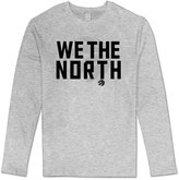 Sarah Men's We The North Toronto Raptors Logo Long Sleeve T-shirt L