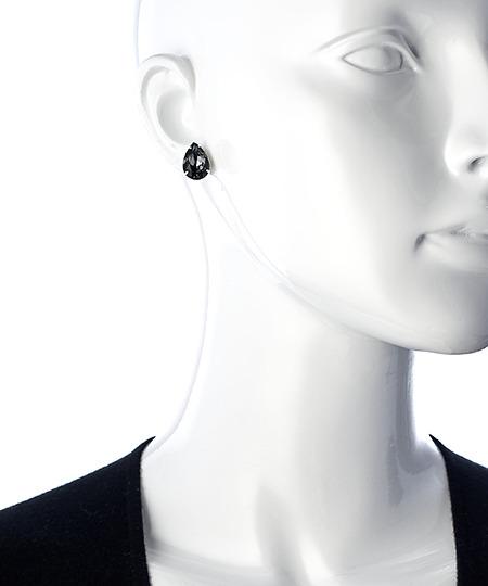 Bing Bang Tattooed Tears Stud Earrings