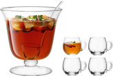 LSA International Bar Punch Bowl Set