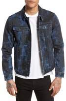 Obey Shattered Denim Jacket