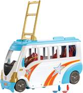 Barbie DC Super Hero Girls School Bus Vehicle