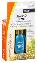 Sally Hansen Miracle Cure Severe Problem Nail Formula Clear
