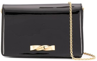 Giuseppe Zanotti Belinda shiny-effect crossbody bag