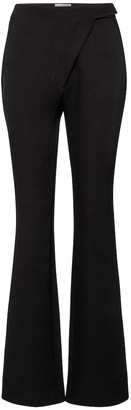 Coperni High-rise flared pants