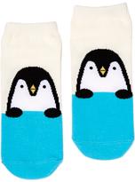 Dotti Penguin Ankle Sock