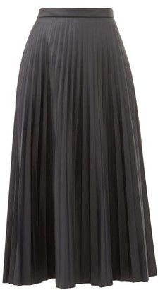Max Mara Dula Skirt - Womens - Navy