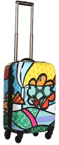 Heys Britto Collection - Landscape Flowers 22 Spinner Case (Flowers) - Bags and Luggage