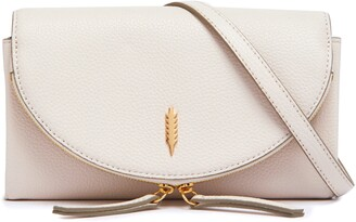 THACKER Nikki Leather Crossbody Bag