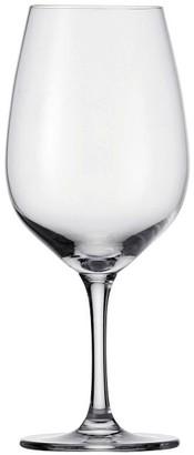 Pottery Barn Schott Zwiesel Congresso Red Wine Glasses, Set of 6