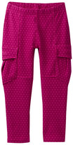 Tea Collection Triangle Print Cargo Pant (Toddler, Little Girls, & Big Girls)