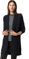 Tommy Hilfiger Rope Stripe Open Cardigan