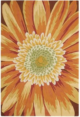 Fantasy Sunflower Rug