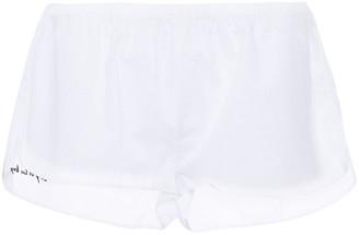 Les Girls Les Boys Cotton Pajama Shorts
