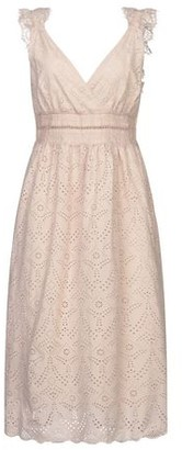 Naf Naf 3/4 length dress