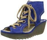 Fly London Women's Yaba702fly Wedge Sandals,37 EU