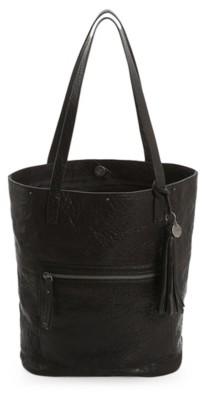 Lucky Brand Eddo Leather Shoulder Bag