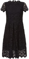 Yumi Curves Guipure Lace Dress