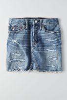 American Eagle Outfitters AE Vintage Hi-Rise Denim Skirt