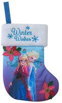 St. Nicholas Square 8-in. Disney's Frozen Elsa & Anna Mini Stocking