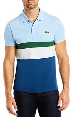 Lacoste Colorblocked Polo