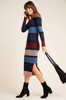 Dolan Left Coast Lorna Midi Knit Dress