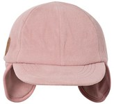 Mini Rodini Fleece Cap Pink