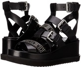 McQ by Alexander McQueen Roman Lace Wedge