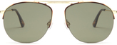 Le Specs Liberation aviator sunglasses