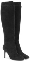 Tom Ford Suede knee-high boots