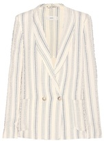 Closed Striped cotton blazer
