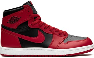 Jordan Air 1 Retro High OG '85 varsity red