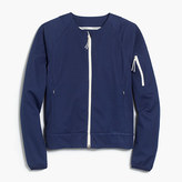 New Balance for J.Crew softshell jacket