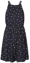 Vero Moda Dot Printed A-Line Dress
