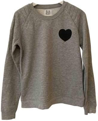 Zoe Karssen \N Grey Cotton Knitwear for Women