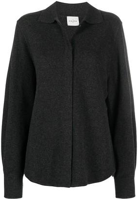 Le Kasha Long-Sleeve Knitted Shirt