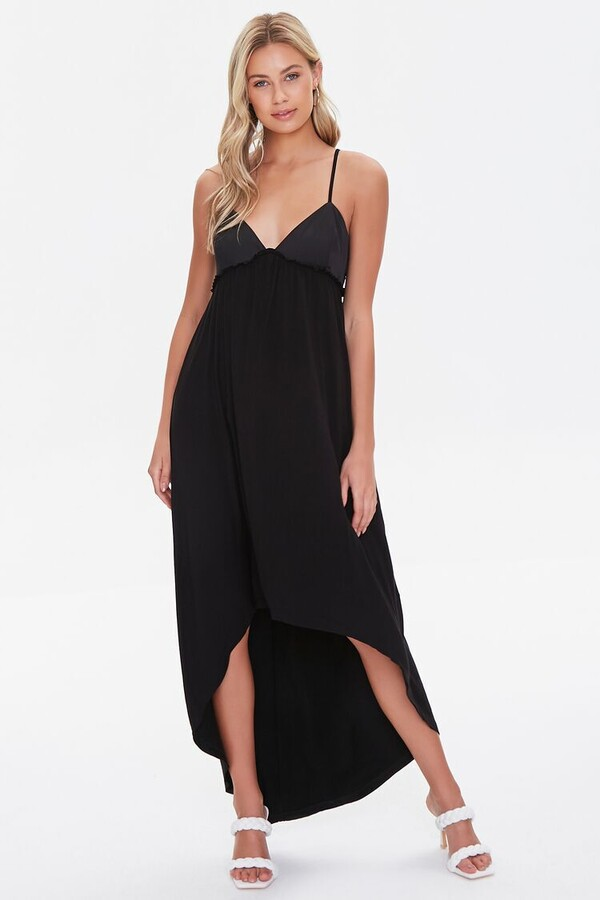 Thumbnail for your product : Forever 21 High-Low Empire Dress