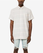 Jaywalker Men's Striped Flannel Shirt, Created for Macys