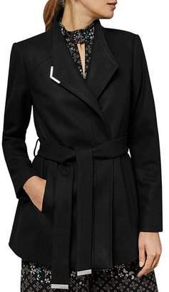 Ted Baker Drytaa Belted Short Coat