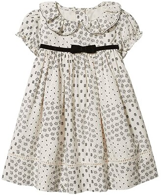 Janie and Jack Ditsy Floral Dress (Infant) (Multi) Girl's Clothing