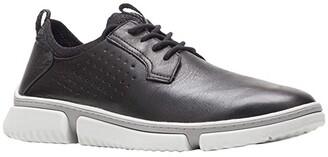 Hush Puppies Bennett PT Oxford (Black Leather) Men's Shoes
