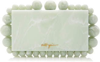Cult Gaia Eos Acrylic Box Clutch