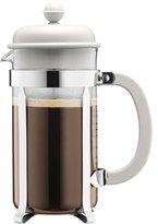 Bodum Caffettiera Coffee Maker - 1.0 L/34 oz, Off white