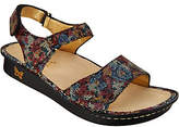 Alegria As Is Leather Ankle Strap Adjustable Sandals - Patti