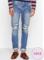Levi's 511TM Distressed Slim Fit Jeans