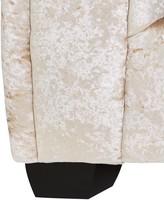 Glitz Fabric Standard Back 3 Seater Sofa
