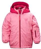 Helly Hansen Toddler Girl's Snowfall Waterproof Insulated Jacket