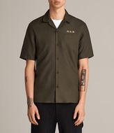 AllSaints Burbank Short Sleeve Shirt