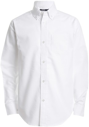 Izod Boys 8-20 Button-Front Oxford Shirt
