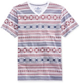 American Rag Men's Geo-Stripe T-Shirt, Only at Macy's